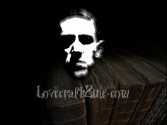 Lovecraft eZine wallpaper -- click to enlarge for use