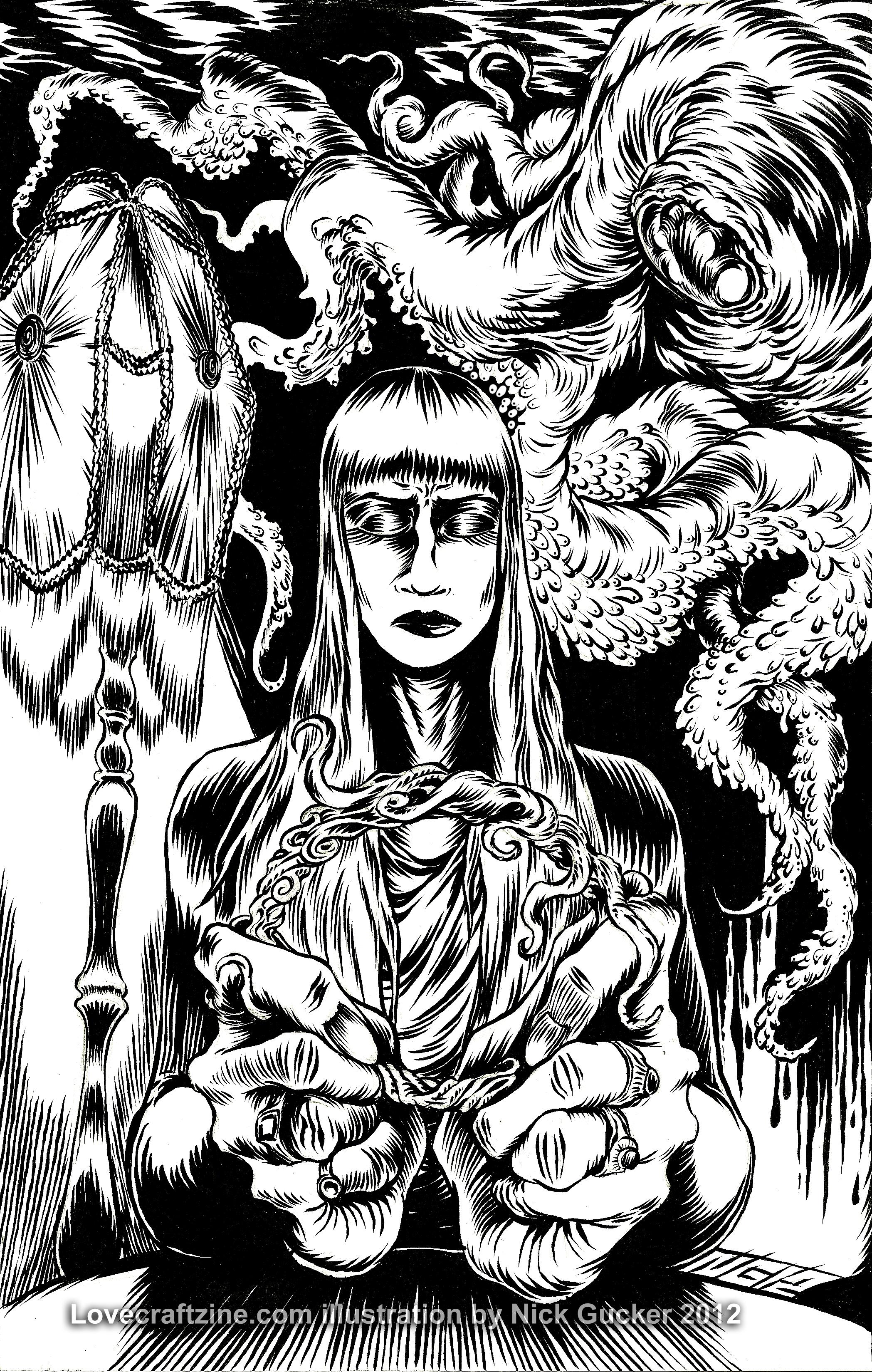 The Locked Door By Brian M Sammons Lovecraft Ezine