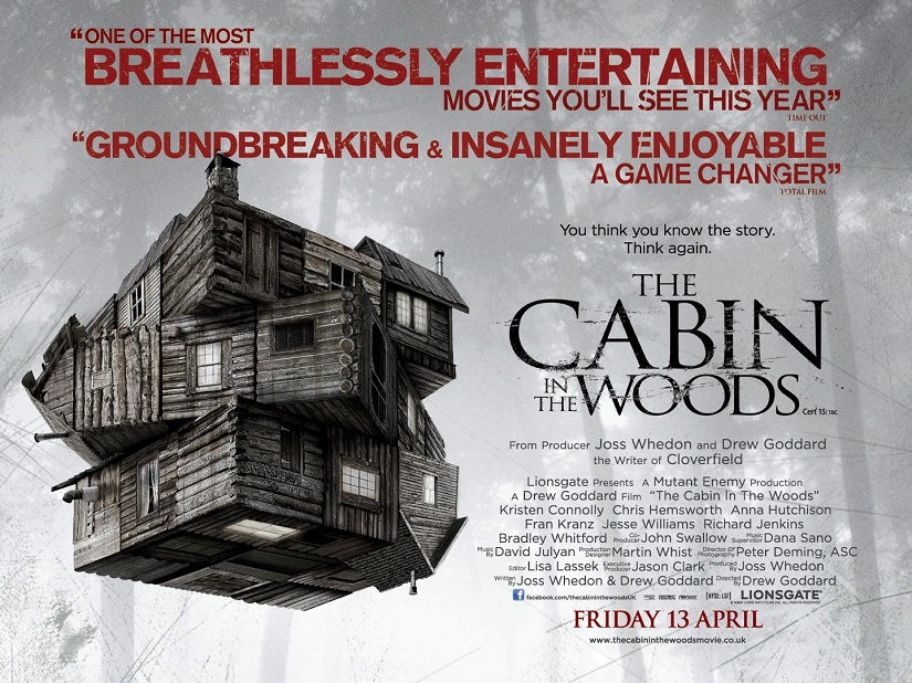 cabin in the woods discussion 1