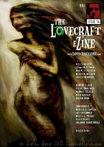 Lovecraft eZine issue 14 cover