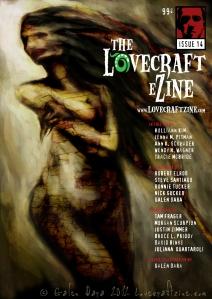 Lovecraft eZine issue 14 cover