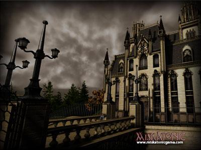 Miskatonic: The Inhuman Stain