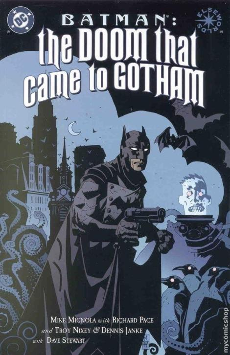 The Doom That Came to Gotham - book 1