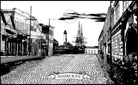 INNSMOUTH, by Bob Freeman
