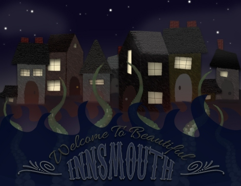 INNSMOUTH, by Stacy Spangler