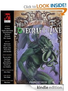 "Read ""Lovecraft eZine"" on your Kindle or Nook - click here"