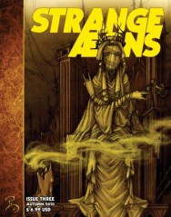 Strange Aeons issue #3 (King in Yellow issue) - click to enlarge