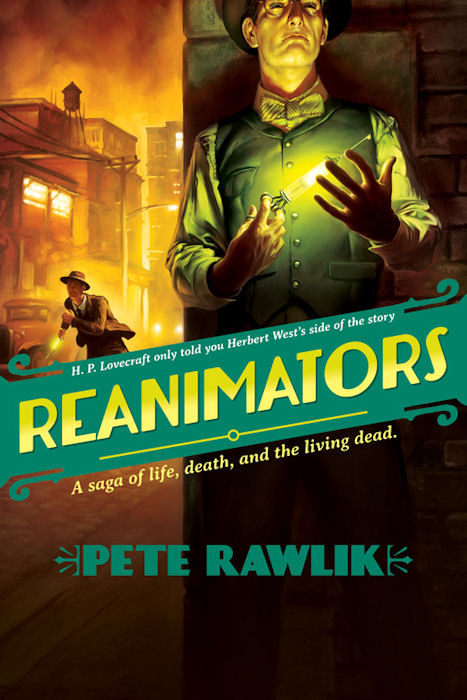 Reanimators, by Peter Rawlik - click to pre-order