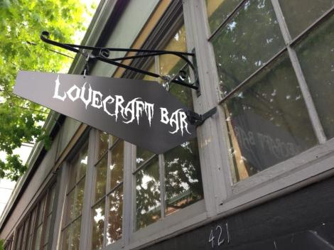 The Lovecraft Bar