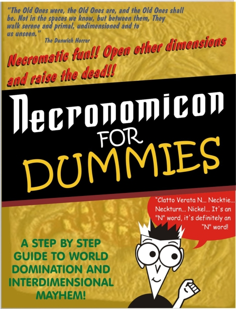 Necronomicon For Dummies