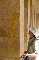 Ann - author photo Egypt