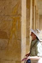 Ann - author photo Egypt