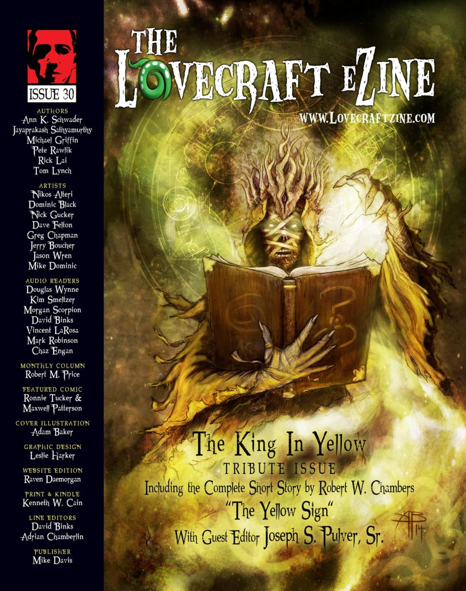 Free Lovecraftian Fiction