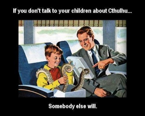 cthulhu children
