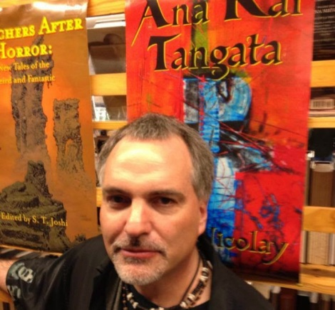 Scott Nicolay - buy his book ANA KAI TANGATA here: http://bit.ly/1pPzDsg