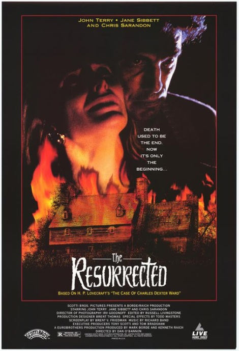 The Resurrected (1992)