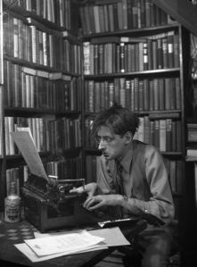 Young Robert Bloch in an undated photo