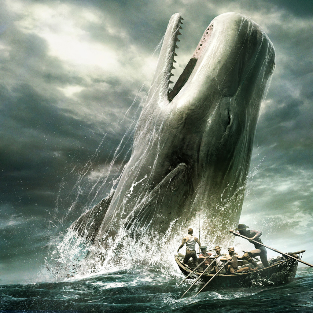 symbolism+of+the+whale+moby+dick