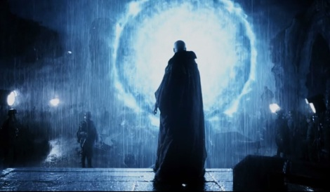 "From ""Hellboy"" - the portal opens!"