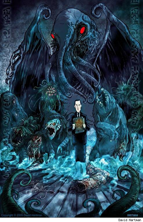 H.P. Lovecraft and H.R. Giger: How Their Dreams Became Our ...