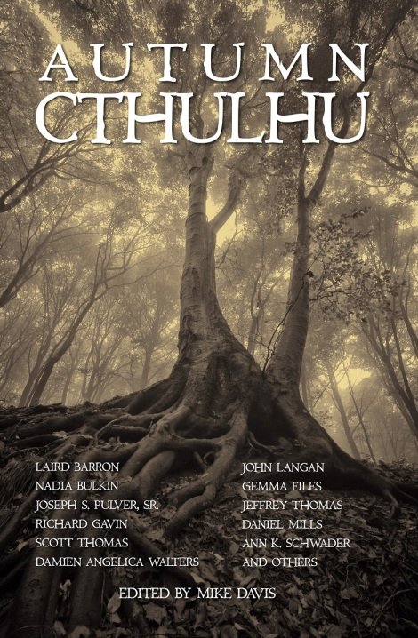"Revealed at last: the ""Autumn Cthulhu"" cover!"