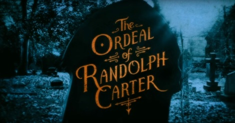 ordeal of randolph carter