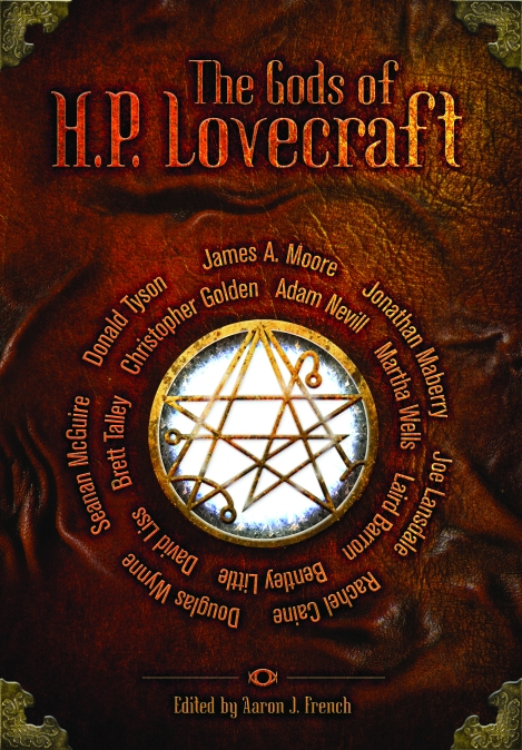 Lovecraft's bestiary of gods has had a major influence on the horror scene from the time these sacred names were first evoked. Cthulhu, Azathoth, Nyarlathotep, Yog-Sothoth-this pantheon of the horrific calls to mind the very worst of cosmic nightmares and the very darkest signs of human nature. The Gods of H.P. Lovecraft brings together twelve all-new Mythos tales.