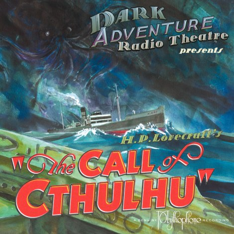 call of cthulhu audio drama