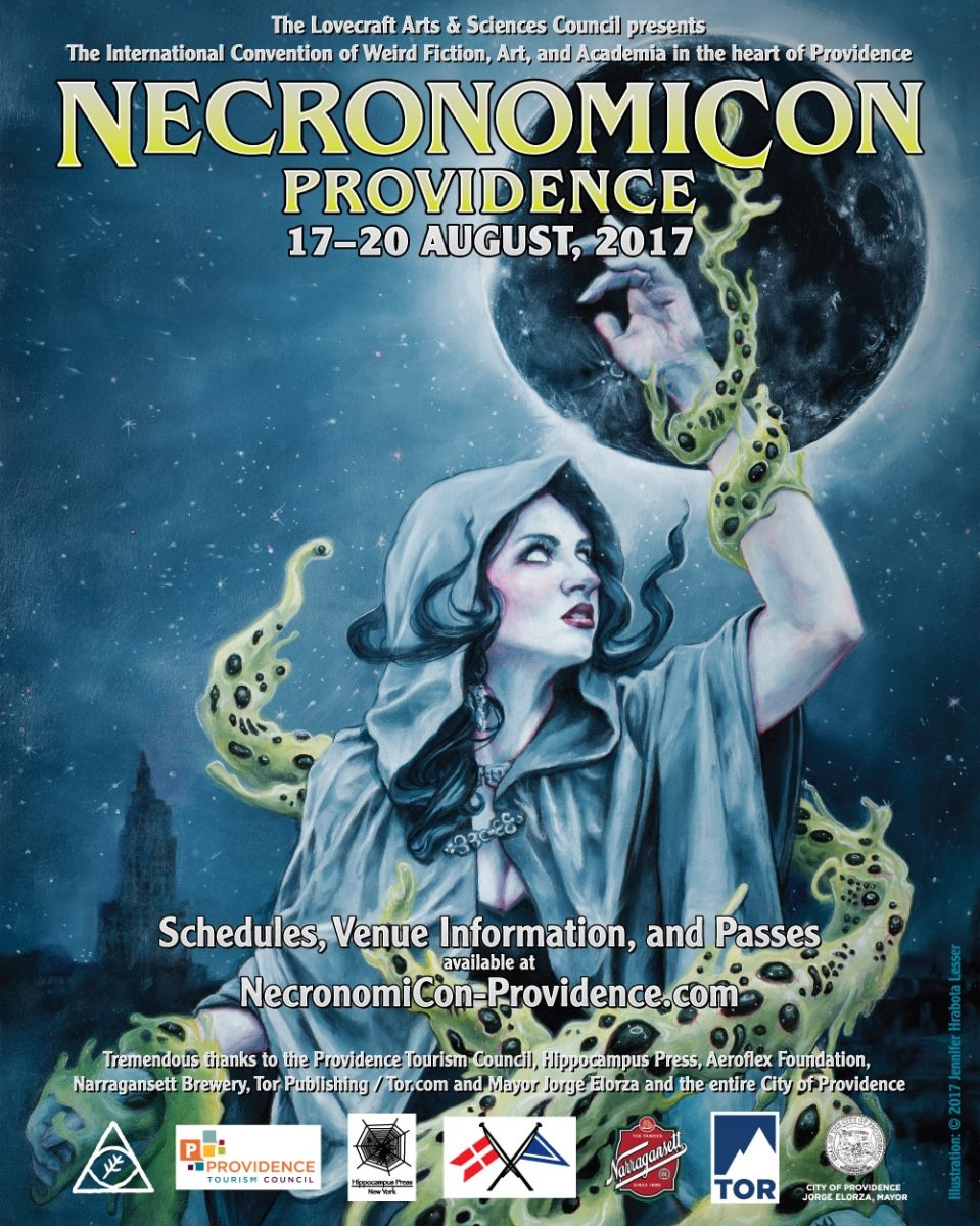 Can't make it to NecronomiCon? Here's the next best thing!