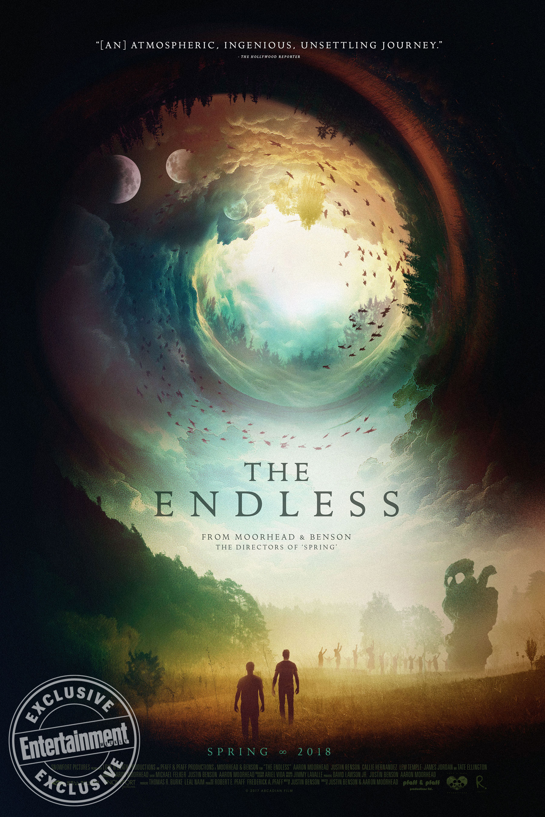 "The Lovecraftian film ""THE ENDLESS"" is now available"