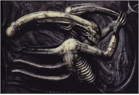 1_Alien by HR-Giger