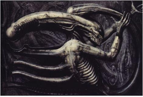 1_Alien by HR-Giger