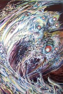 """13. Shoggoth by Enrique """"Quique"""" Alcatena"""