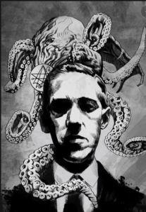 3. H.P. Lovecraft by Matthew Childers